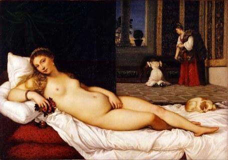 Titian_Venus of Urbino